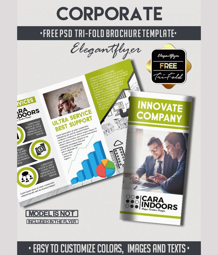 Business Flyer Brochure Templates