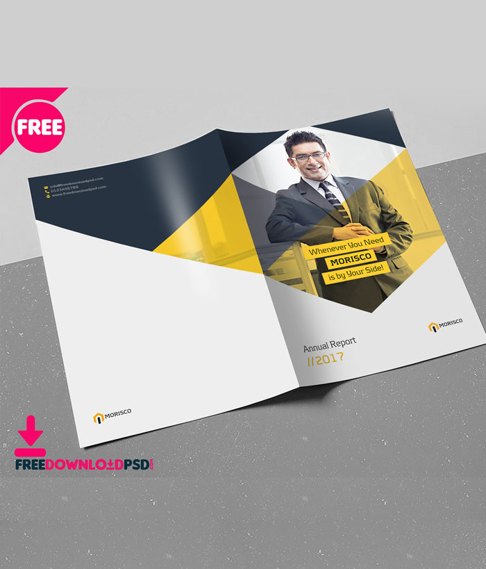 30 Best Free Business Flyer and Brochure Templates in PSD