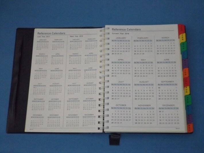 Buku Agenda Executive Diary Portofolio 2018