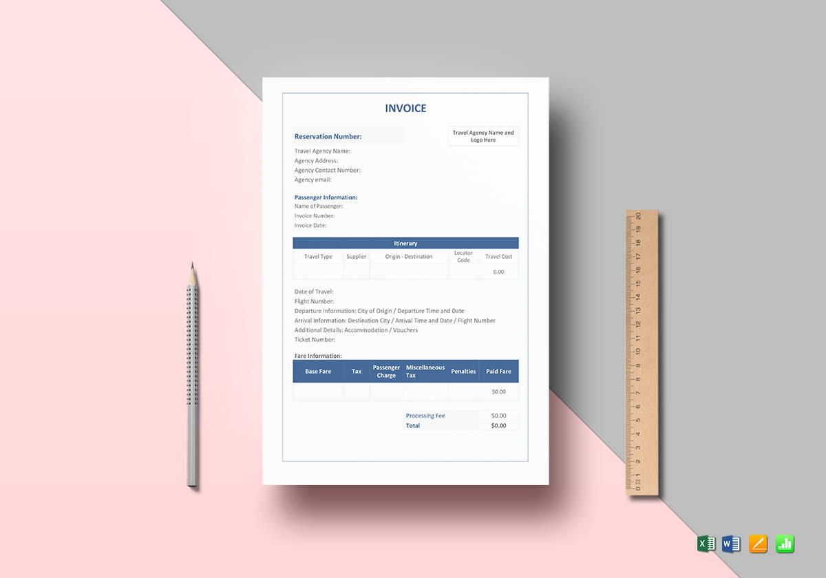 Template Faktur Bisnis: 10+ Contoh Desain Elegan untuk Memudahkan Tagihan Anda