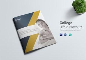 Template Brosur Perguruan Tinggi