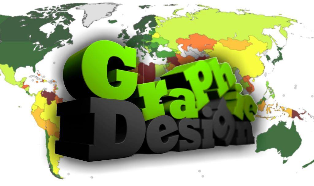 10 Negara dengan Desainer Grafis Terbaik