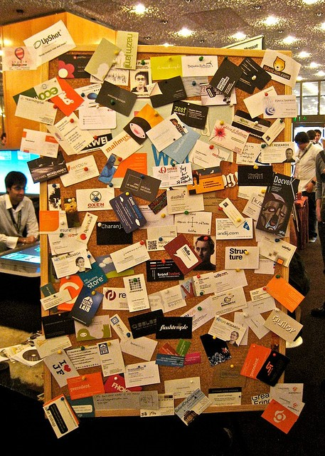 6 Reasons Why Business Cards are Here to Stay