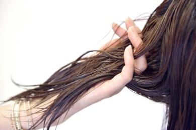 髪のツヤ、ハリ、ボリューム