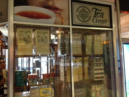 紅茶店 メリッサ
