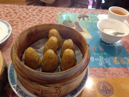 京兆尹のデザート