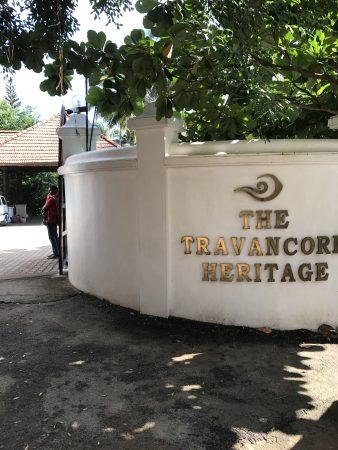 Trivancore Heritage