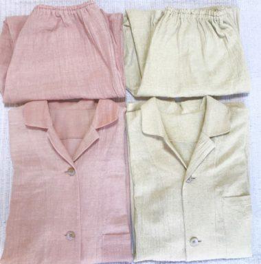 手作り パジャマ パターン
