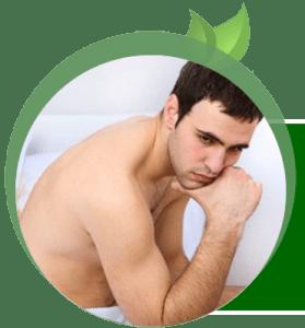 Cure of premature ejactulation