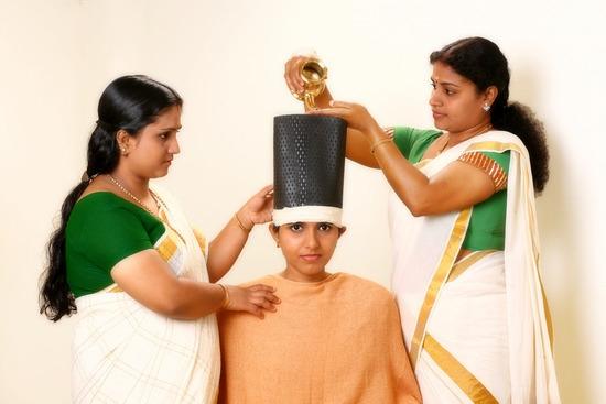 Shirovasti treatment of head