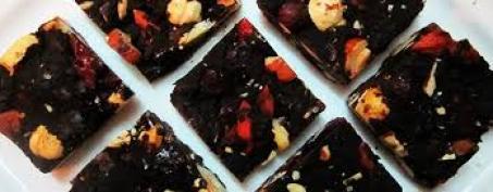 Chocolate Cranberry Bar3
