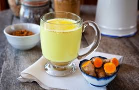 Golden Milk Gorgeousness  – perfect immune tonic!