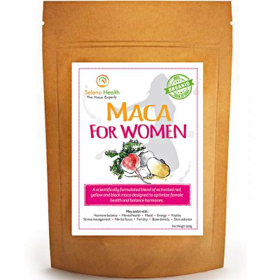 Maca for Women 300g by Seleno Health