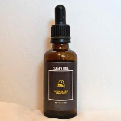 Hemp Seed Oil infused with Brahmi, Sarpaghanda and Shankhpushpi