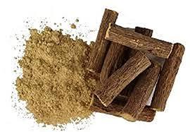 Herbal powder face wash