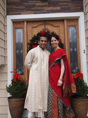 Stephanie Rodriguez Krishnan & Murali Krishnan