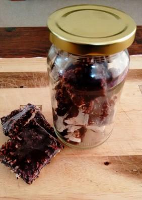 Vata Dosha Recipes: Raw Creamy Coco-Choc Treats