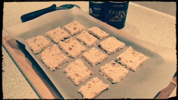 Vata Snack Recipe: Raw Creamy Coco-Choc Treats