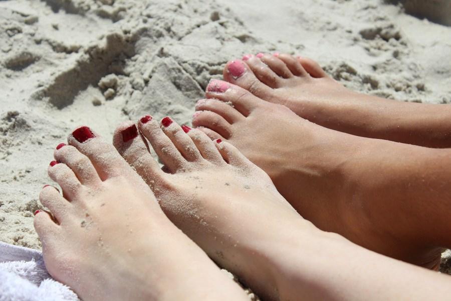 Wie Ayurveda Ihrem Fußpilz einen Platzverweis erteilt