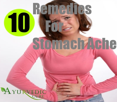 10 Remedies For Stomach Ache