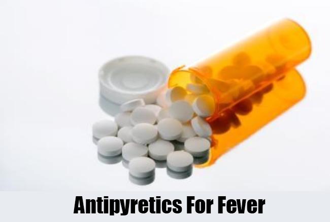 Antipyretics For Fever