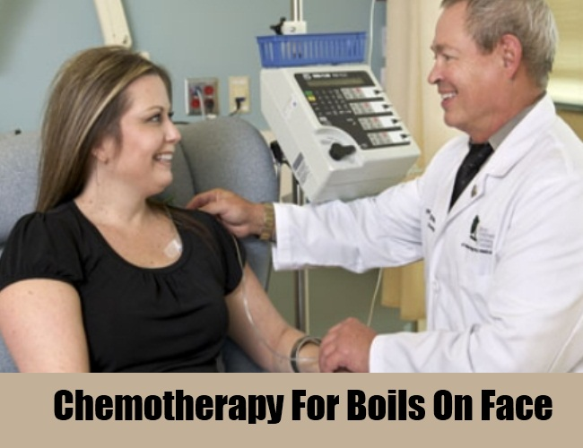 Chemotherapy For Boils On Face