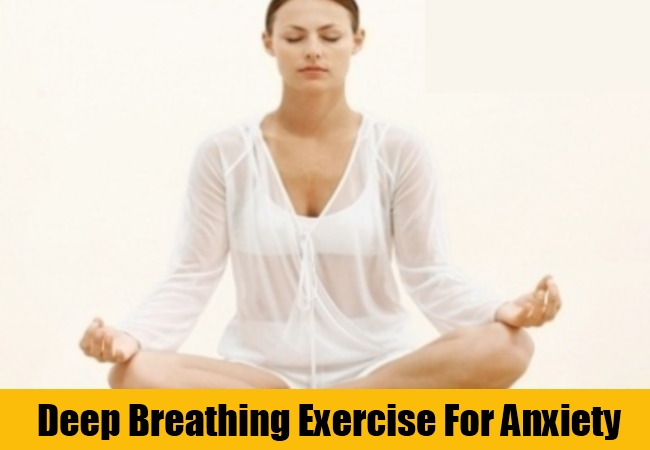 Deep Breathing Exercise For Anxiety