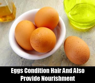Eggs, Olive Oil And Apple Cider Vinegar