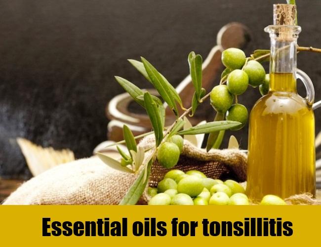 Essential Oils For Tonsillitis