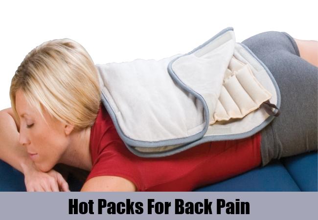 Hot Packs For Back Pain