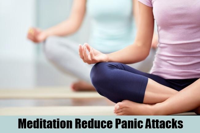 Meditation Reduce Panic Attacks
