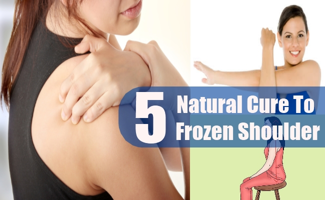 Natural Cure To Frozen Shoulder