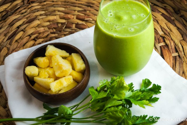 Parsley And Pineapple