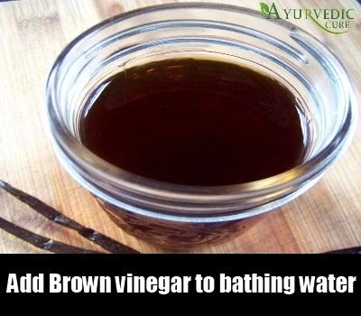 brown vinegar