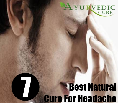 7 Best Natural Cure For Headache
