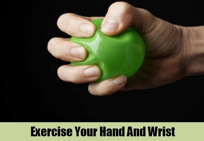 Exercise Your Hand And Wrist