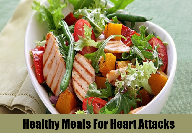 Healthy Meals For Heart Attacks