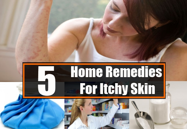 Home Remedies For Itchy Skin