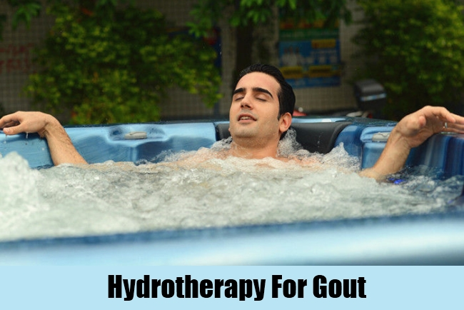 Hydrotherapy For Gout