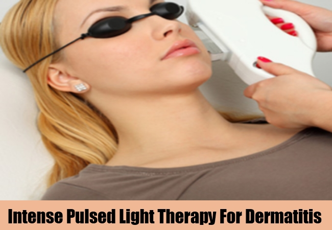 Intense Pulsed Light Therapy For Dermatitis