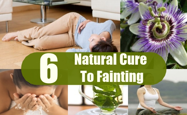 Natural Cure To Fainting