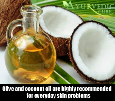 Oils And Fats For Dry Skin
