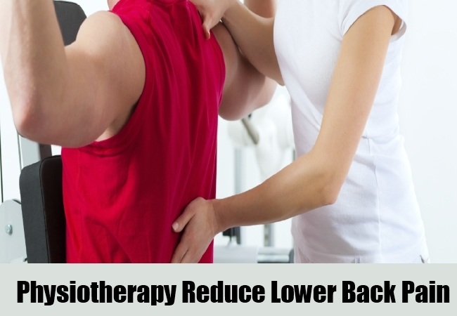 Physiotherapy Reduce Lower Back Pain