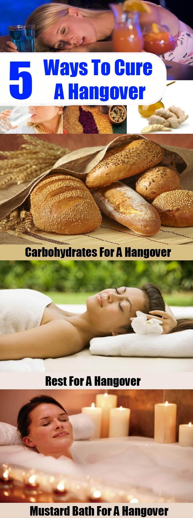 Cure A Hangover