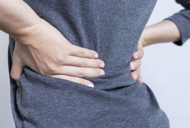 Extreme Side Pain And Back Pain
