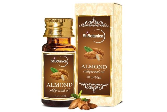 Cotton Ball In Almond Oil