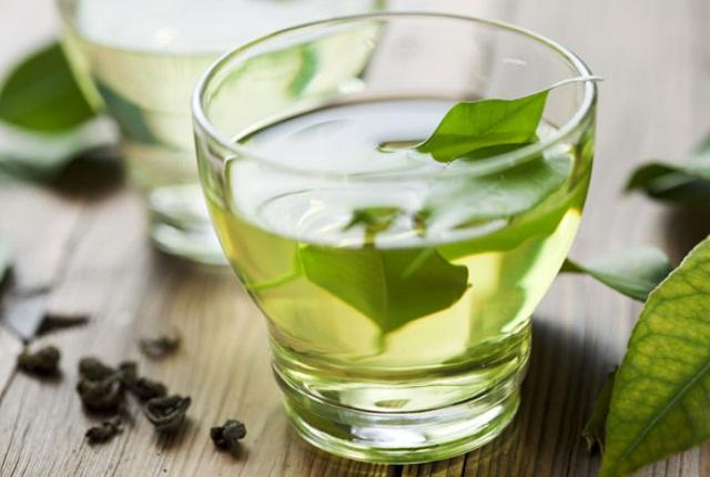 Apply A Concoction Of Green Tea