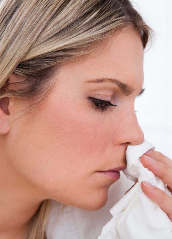 Remedies For A Dry Nose
