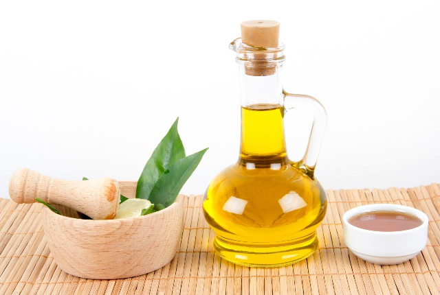 Olive Oil And Honey Hair Mask