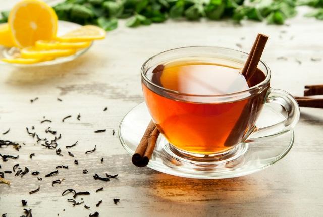 Drink Tea Of Cinnamon